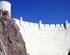 Building of Hoover Dam Begins