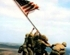 U.S. Flag Raised On Iwo Jima